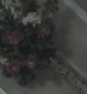 Цветы исквусственые