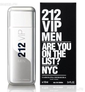 212 VIP Men Carolina Herrera для мужчин