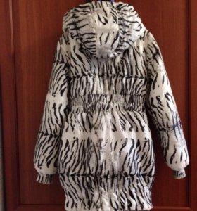 Пальто на девочку весна-осень