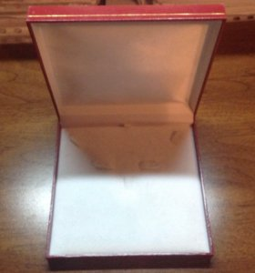 Подарочная коробочка для украшений ЦентрЮвелир