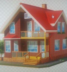 Дом в пос иноземцево