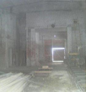 Производственное помещение(пилорама)под ключ