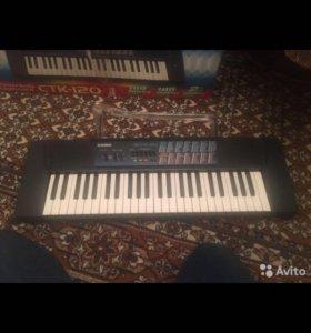 Цифровое пианино Casio CTK-120