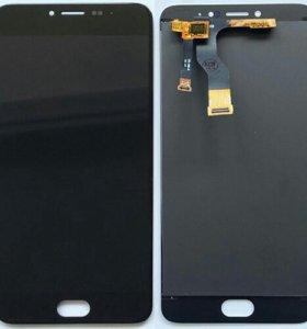 Meizu m3 Note m681h экран дисплей сенсор тачскрин