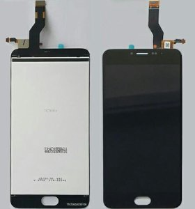 Meizu m3 note L681h экран дисплей сенсор тачскрин
