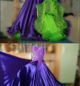 Платье для СБТ. Ю-2. Стандарт