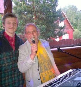 Юбилеи, День Рождения, ведущий, музыкант