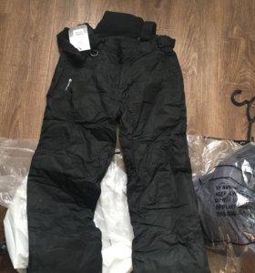 Горнолыжные брюки новые р.50