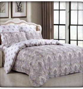 Комплекты постельного белья из тенселя (лиоцель)