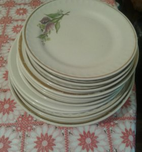тарелки
