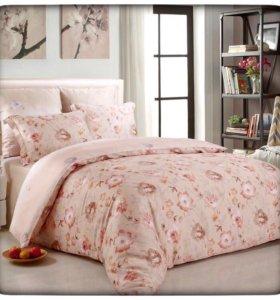 Комплекты постельного белья из тенселя
