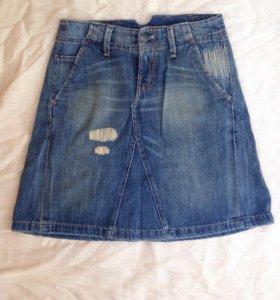 Levi's юбка S