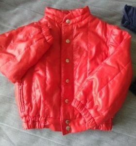 Куртка детская и толстовка для ребенка