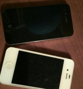 Продаю iPhon 4s 2 шт