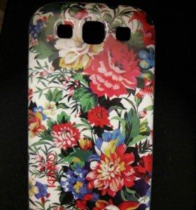 Чехол на Самсунг Galaxy S3