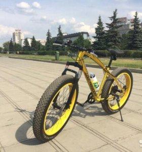 Прокат велосипеда фэтбайк