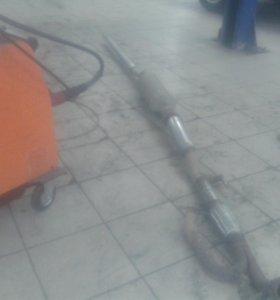 Ремонт выхлопных систем удаление катализаторов