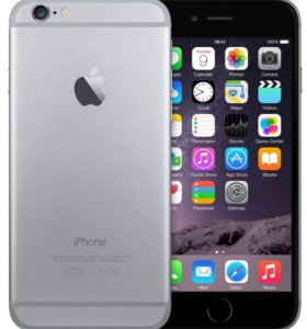 Appel IPhone 6 16 gb не восстановленый