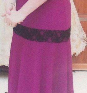 Платье праздничное, нарядное