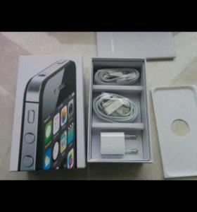 iPhone 4 s black 16 gb