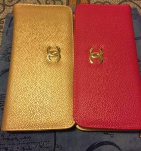 Новая клач-сумочка Chanel