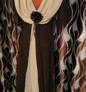 Новое Вечернее платье 46-48