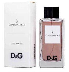 "Dolce & Gabbana L""IMPERATRICE 3 100 мл"
