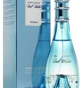 Davidoff Cool Watre WOMAN eau de toilette 100ml