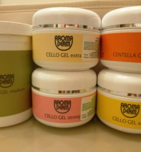 Cello gel extra
