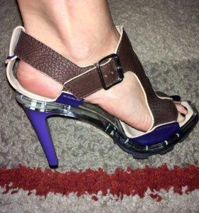 Босоножки-сандалии Celine