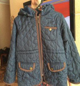 3 Курточки на мальчика 5-7 лет