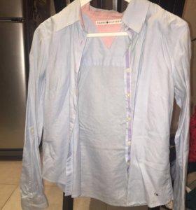 Рубашки Gant, Tommy Hilfiger