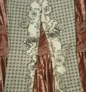Подтягивающие НОВЫЕ брюки (штаны) женск р-р 42-44