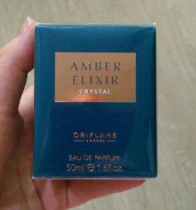Парфюмерная вода Amber elixir cristal