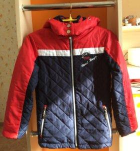 Демисезонная куртка для мальчика