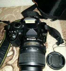 Фотоаппарат Никон D3100