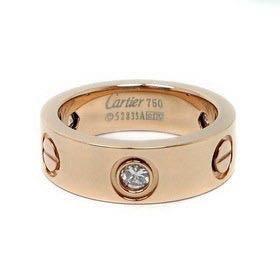 Кольцо Cartier 0807