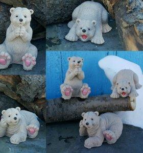 Медведи из мыла