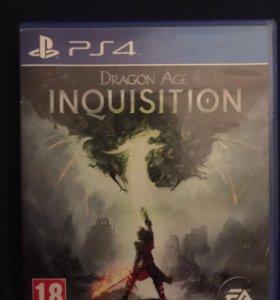 Inquisition на PS4