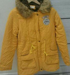 Куртка-парка женская новая