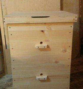 Пчелиные улья Дадана