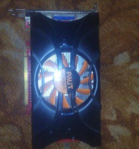 Видеокарта nvidia gtx 550ti
