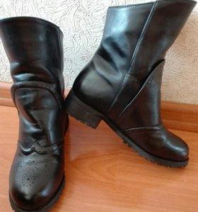 Ботинки Hermes демисезонные