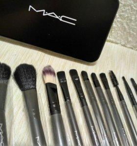 Набор кистей MAC 12шт.