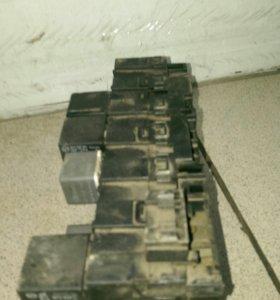 Блок предохранителей WV