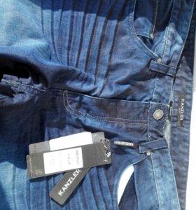Новые джинсы «kanzler»