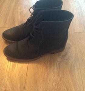 Сапоги/ботинки весна Zara