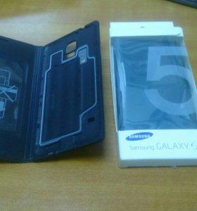 Крышка чехол Samsung S5