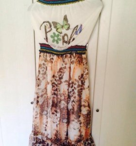 Новый сарафан платье