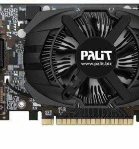 nvidia geforce GTX 650 1gb ddr5 palit
